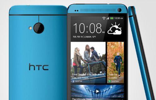 İşte Canlı Mavi HTC One ve BoomBass!