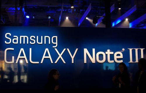 Galaxy Note 3'ten kamera örnekleri yayınlandı