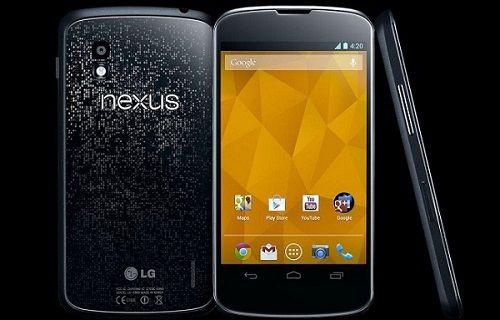 Nexus 4 stoklarda tükendi