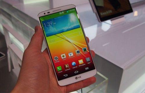 LG G2 satışa sunuluyor