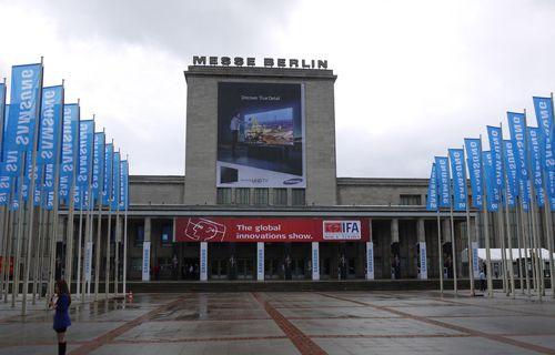 Berlin IFA 2013 burada yapılacak!