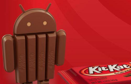 Android 4.4 KitKat reklamında Apple ile dalga geçildi