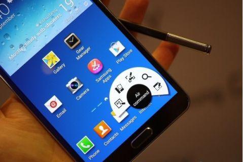 HD resimlerle Samsung Galaxy Note 3 - Galeri