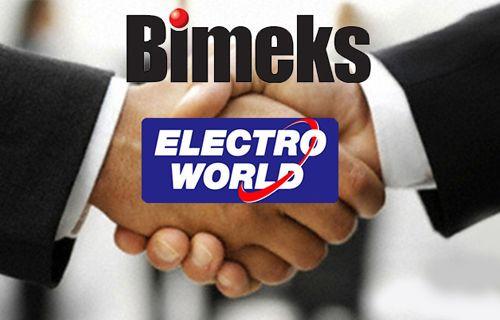Electro World, yerli firma Bimeks'e satıldı!