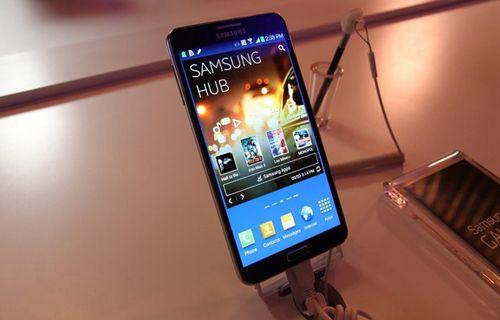 İşte Galaxy Note 3'ün fiyatı!