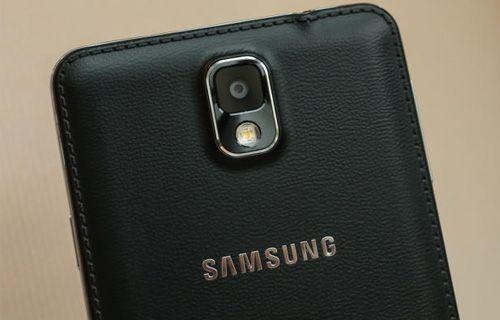 Galaxy Note 3 ile çekilmiş ilk fotoğraflar ve video!