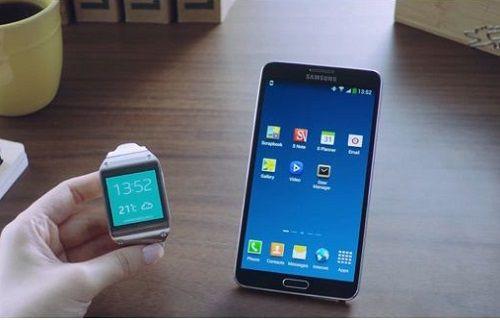 Galaxy Note 3 ve Galaxy Gear için tanıtım videosu yayınlandı