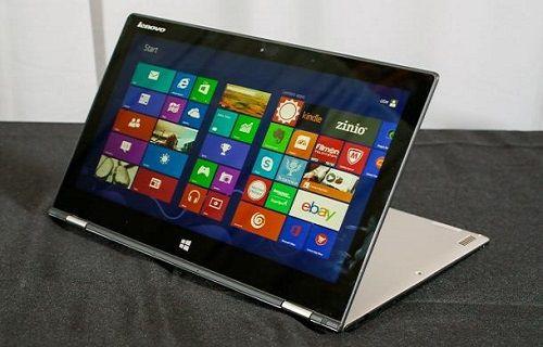 Lenovo, melez cihazı Yoga Pro 2'yi duyurdu