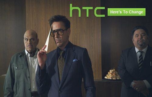 HTC'de değişim devam ediyor!