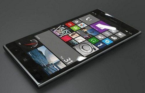 Lumia 1520, Xperia Z1 ile yan yana görüntülendi