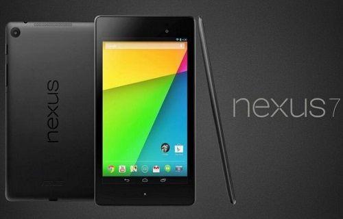 LTE destekli Yeni Nexus 7 satışa sunuldu