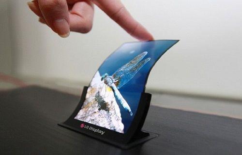 Galaxy Note 3 ve LG Vu 3 esnek ekran yarışı içerisinde!