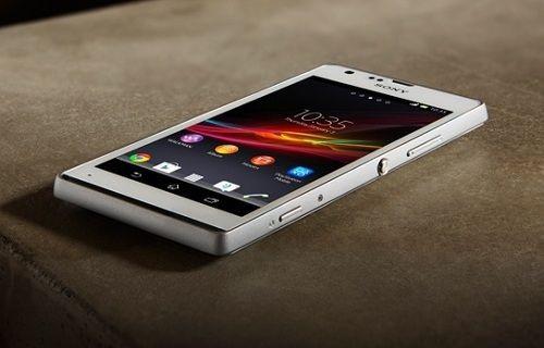 Sony, Xperia SP için mini bir güncelleme yayınladı
