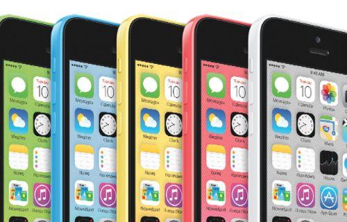 Karşılaştırma: iPhone 5C Android telefonlara karşı!