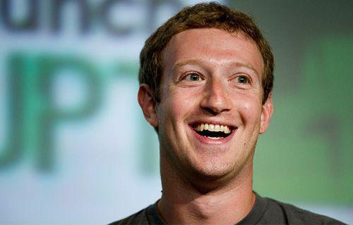 Mark Zuckerberg, TechCrunch Disrupt'ta canlı yayında