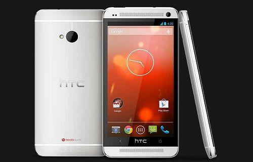 HTC One Google Edition için güncelleme yayınlandı