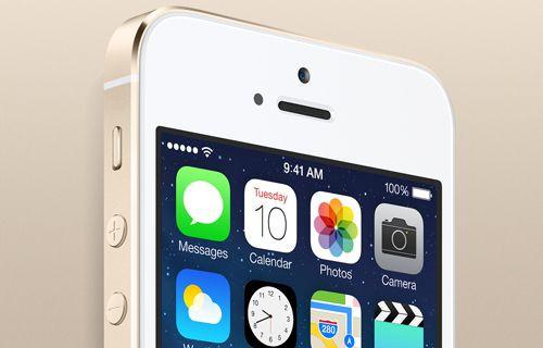 iPhone 5S şakası kırdı geçirdi!