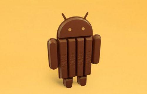 Android 4.4 KitKat kullanımı %30'a ulaştı