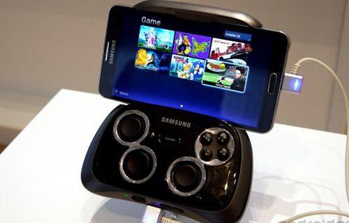 Galaxy Note 3'ünüzü oyun konsoluna dönüştürebileceksiniz!