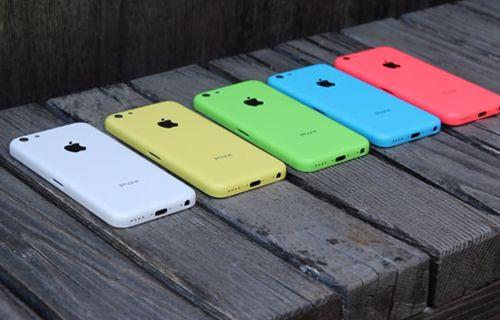 iPhone 5C için ön siparişler başladı!