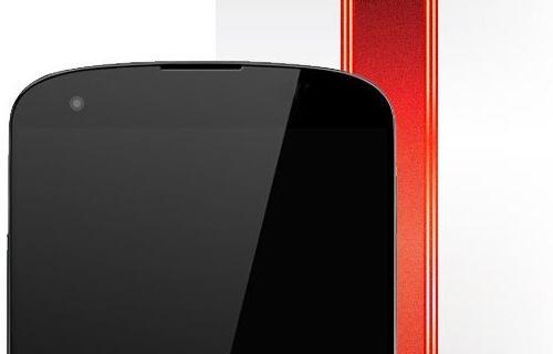 Nexus 5'in ilk resmi görüntüsü mü?