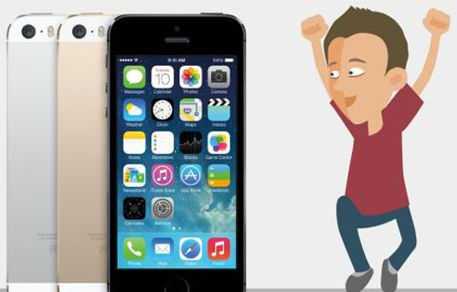 Apple iPhone 5S'in seveceğiniz en iyi yedi özelliği