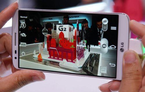 LG G2 eşsiz kamerasıyla uzaya çıktı! (Video)
