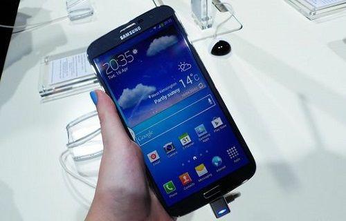 Galaxy Mega 6.3 için yeni bir renk seçeneği yolda