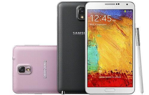 İşte Galaxy Note 3'ün merak edilen Türkiye satış fiyatı!