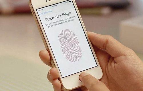 iPhone 5S'in parmak izi güvenliği büyüledi!