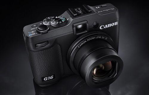 Canon PowerShot G16 fiyat ve özellikler – İnceleme