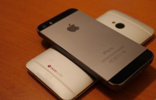 Android ve iOS'un kralları yarışıyor! iPhone 5S vs HTC One