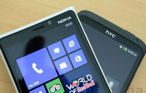 Nokia'dan HTC'ye patent darbesi