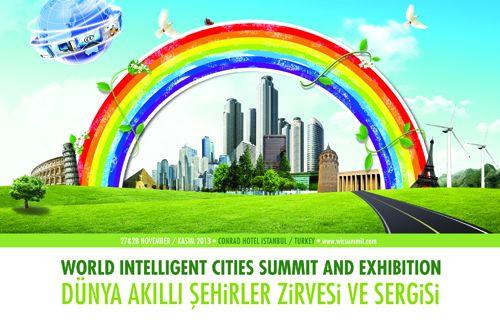 WICS 2013'te akıllı şehirler konuşulacak