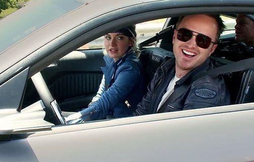Need for Speed filmi için ilk fragman yayınlandı!