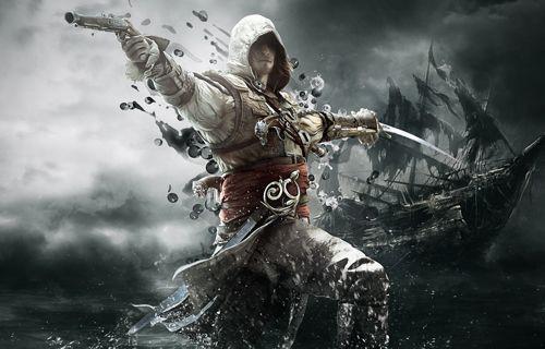 Assassin's Creed 4 Black Flag'in PC için çıkış tarihi belli oldu!