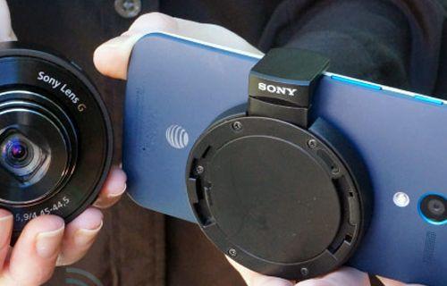 Sony Cyber-shot QX10 fiyat ve özellikler – İnceleme