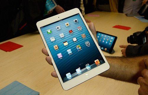Yeni nesil iPad mini'de gecikme yaşanabilir