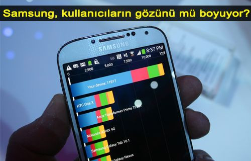 Samsung, Galaxy Note 3 ve S4 ile testlerde hile mi yaptı?