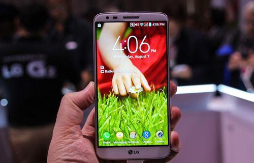 LG G2 ile akıllı telefonlarınızı çocuklara vermekten korkmayın!