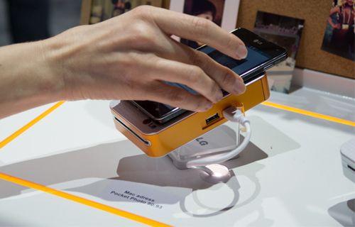 LG Pocket Photo (mobil yazıcı) - Video İnceleme