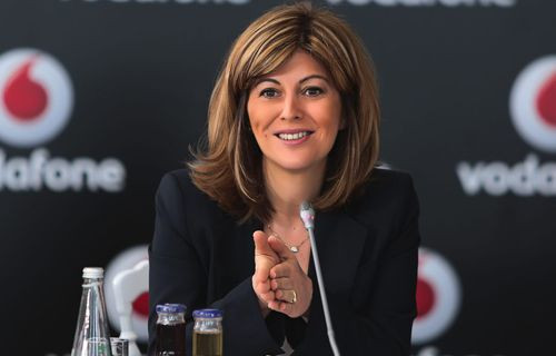 Vodafone Türkiye'nin CEO'su değişti!