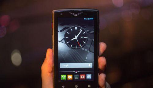 6300$'lık Android telefon
