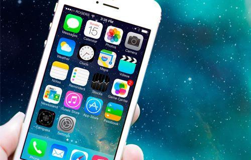 Evet bu da oldu, iOS 7 mavi ekran hatası verdi!