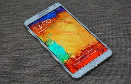 Çift SIM kartlı Galaxy Note 3 satışa sunuldu