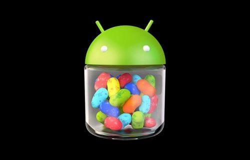 Jelly Bean artık Android cihazların yarısında yer alıyor