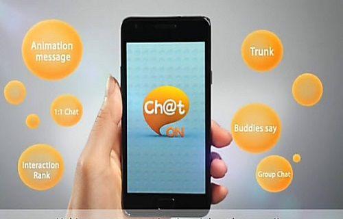 Samsung ChatON kapsamlı bir güncellemeye kavuştu
