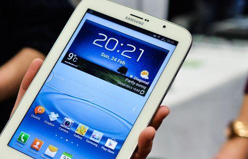 Galaxy Note 8.0'a Adroid 4.2.2 güncellemesi geldi