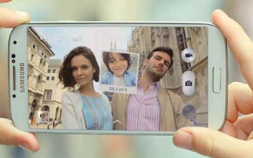 Galaxy S5 ve Galaxy Note 4'ün kamerası süper olacak!