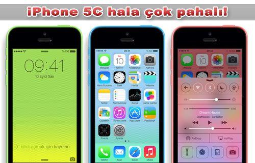 iPhone 5C ucuzladı mı?